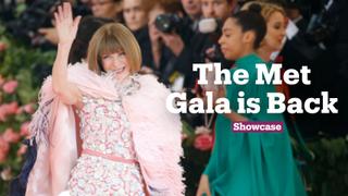 The Met Gala is Back