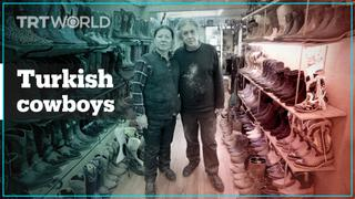 The Turkish brothers who make handcrafted cowboy boots