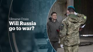 UKRAINE CRISIS: Will Russia go to war?