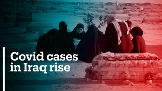 Iraq sees an unprecedented spike in Covid-19 cases