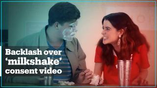 Australian government's 'milkshake' consent video receives widespread backlash