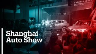 New smart and electric vehicles shine at Shanghai Auto Show