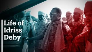 Chadian President Idriss Deby dies while visiting troops