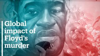 George Floyd's murder inspires global anti-racist backlash