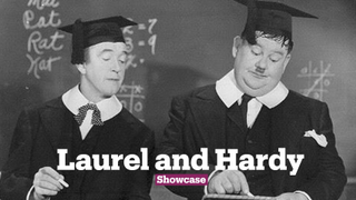 Comedy of Laurel and Hardy