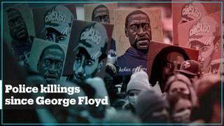 181 Black people killed by the police since George Floyd's murder