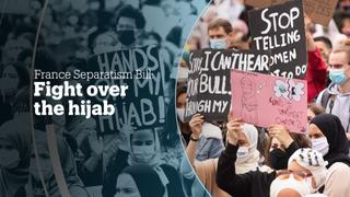 France separatism bill: Fight over the hijab