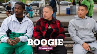 Eddie Huang's Boogie
