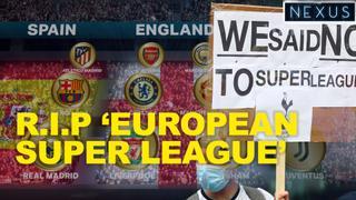 3/3 Fan power ends European Super League - Man City fan & journalist Ian Cheeseman delighted!