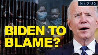1/3 Is Biden to blame for border crisis? We hear from Ex Dem Congressman & Ex Trump advisor