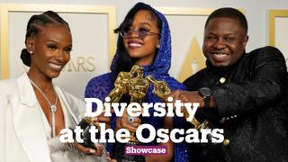 Diversity at the Academy Awards