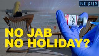3/3 Will you be able to go on holiday if you're not vaccinated?
