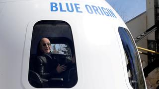 Mystery millionaire pays $28M to fly into space with Amazon founder Jeff Bezos | Money Talks