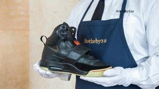 Nike Air Yeezy 1s  sell for $1.8M at Sotheby's auction | Money Talks
