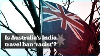 Australia accused of racism over threats to imprison travellers from India