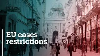EU nations ease coronavirus restrictions