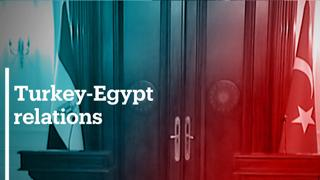 Turkey and Egypt work towards mending relations