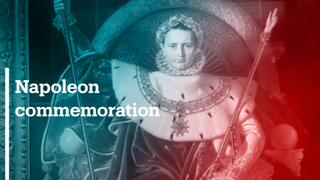 France marks 200th anniversary of Napoleon's death
