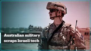 Australian military is scrapping Israeli defence technology
