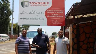 Young South Africans team up to reclaim local businesses | Money Talks