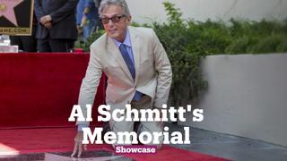 Al Schmitt's Memorial