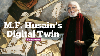 The M.F. Husain Experience