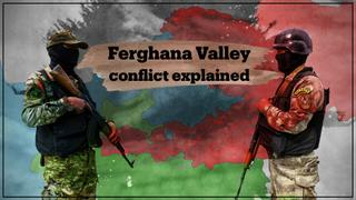 Why are there so many conflicts in the Ferghana Valley?