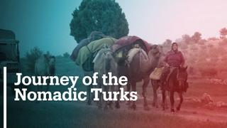 Nomadic Turks continue 1000-year journey