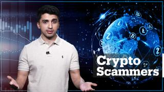 What to do about cryptocurrency scams?