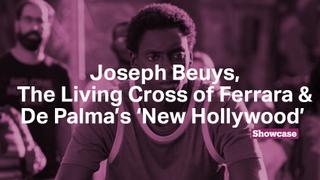 Joseph Beuys   De Palma's 'New Hollywood'   The Living Cross of Ferrara