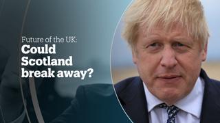 Future of the UK: Could Scotland break away?