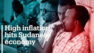 Inflation-hit Sudanese cut down on groceries in Ramadan