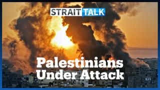Palestinians Face Forced Expulsions and Heavy Bombardment