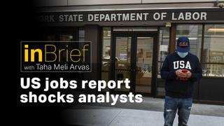 Here's why the US jobs report in April shocked analysts