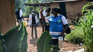 Kenyan firm turns invasive water hyacinth into cooking fuel | Money Talks