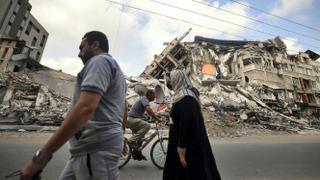Gazans pay the price of rebuilding Israel's destruction | Money Talks