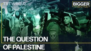 The Question of Palestine   Bigger Than Five