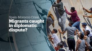 SPAIN-MOROCCO CRISIS: Migrants caught in diplomatic dispute?