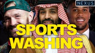 Is Saudi Arabia using sport to distract from human rights abuses?