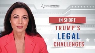 Trump's Legal Challenges | Inside America with Ghida Fakhry