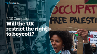 BDS CAMPAIGN: Will the UK restrict the right to boycott?