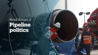 NORD STREAM 2: Pipeline politics