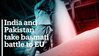 India and Pakistan take basmati battle to EU