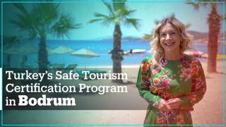 Turkey launched the Safe Tourism Certificate Program just in time for the warm summer months