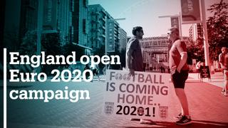 England open Euro 2020 campaign against Croatia