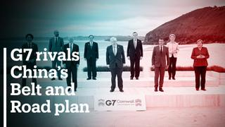G7 leaders plan grand infrastructure projects to counter China's Belt and Road initiative