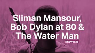 Sliman Mansour | Bob Dylan Turns 80 | The Water Man