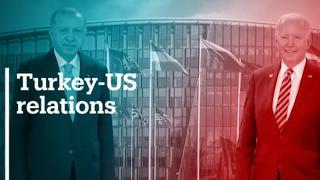 Erdogan meets world leaders on NATO summit sidelines