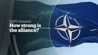 NATO SUMMIT: How strong is the alliance?