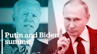 US President Biden arrives in Geneva for summit with Putin